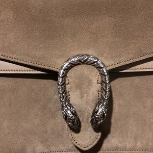 Gucci Bags - AUTHENTIC Gucci Medium Dionysus Suede Purse